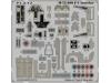 Фототравление для F-1 Mitsubishi - PLATZ M72-30 1/72