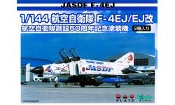 F-4EJ & F-4EJ KAI McDonnell Douglas, Mitsubishi, Phantom II - PLATZ PF-10 1/144