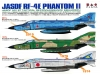 RF-4E McDonnell Douglas, Phantom II - PLATZ PF-24 1/144