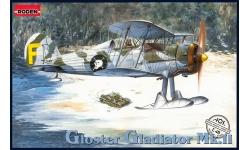 Gladiator Mk. II Gloster - RODEN 401 1/48