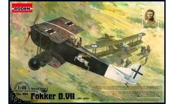 Fokker D.VII - RODEN 421 1/48