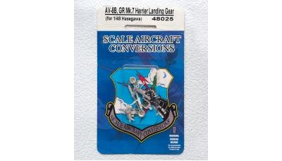 Стойки шасси для AV-8B & GR.5/7/9 Harrier II (HASEGAWA) - SAC 48025 1/48