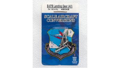 Стойки шасси для B-57B/E/G Martin, Canberra (AIRFIX) - SAC 48045 1/48