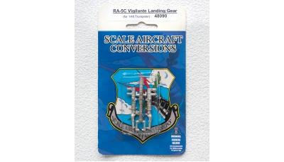 Стойки шасси для RA-5C North American, Vigilante (TRUMPETER) - SAC 48090 1/48