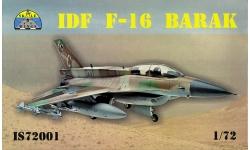F-16D General Dynamics, Fighting Falcon, Brakeet - SKALE WINGS IS72001 1/72