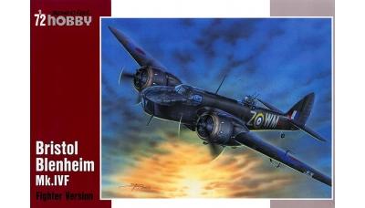Blenheim Mk IVF Bristol - SPECIAL HOBBY SH72063 1/72