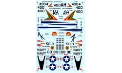 A-4B Douglas, Skyhawk - SUPERSCALE INTERNATIONAL 48-762 1/48