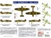 Hurricane Mk. I Hawker - SWEET 14104-1000 1/144