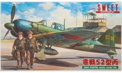 A6M5c Type 52c (Hei) Mitsubishi - SWEET 14125-1200 1/144