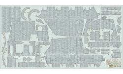 Имитация циммеритового покрытия для Sturmpanzer IV, Brummbär (TAMIYA)  - TAMIYA 12673 1/35