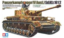 Panzerkampfwagen IV, Sd.Kfz.161/2, Ausf. J - TAMIYA 35181 1/35