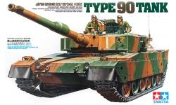 Type 90 MBT Mitsubishi - TAMIYA 35208 1/35