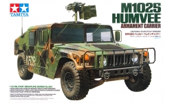 M1025 HMMWV AM General, Humvee - TAMIYA 35263 1/35