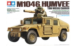 M1046 HMMWV AM General, Humvee - TAMIYA 35267 1/35