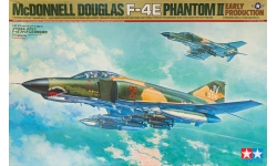 F-4E McDonnell Douglas, Phantom II - TAMIYA 60310 1/32