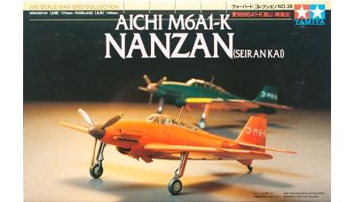 M6A1-K Aichi, Nanzan - TAMIYA 60738 1/72