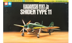 N1K1-Ja (Kou) Model 11a Kawanishi, Shiden - TAMIYA 60768 War Bird Collection 68 1/72