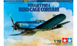 F4U-1 Chance Vought, Corsair - TAMIYA 60774 1/72