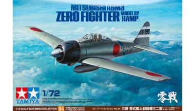 A6M3 Type 32 Mitsubishi - TAMIYA 60784 1/72