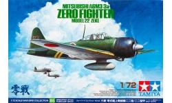 A6M3a Type 22a (Kou) Mitsubishi - TAMIYA 60785 1/72