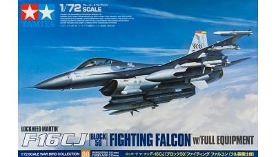 F-16CJ  General Dynamics, Fighting Falcon - TAMIYA 60788 1/72