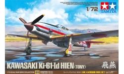 Ki-61-Id (Tei) Kawasaki, Hien - TAMIYA 60789 No. 89 1/72