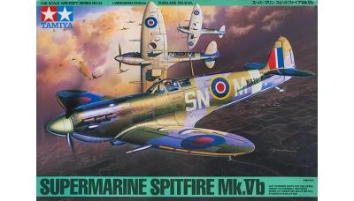 Spitfire Mk Vb Supermarine - TAMIYA 61033 1/48