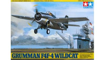 F4F-4 Grumman, Wildcat - TAMIYA 61034 1/48