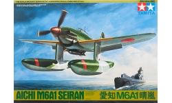 M6A1 Aichi, Seiran - TAMIYA 61054 1/48