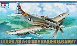 A-1H (AD-6) Douglas, Skyraider - TAMIYA 61058 1/48