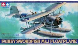 Swordfish Mk. I floatplane Fairey - TAMIYA 61071 1/48