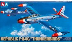F-84G Republic, Thunderjet - TAMIYA 61077 1/48