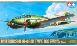 Ki-46-III Mitsubishi - TAMIYA 61092 1/48