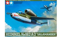 He 162A-2 Heinkel, Volksjäger - TAMIYA 61097 1/48