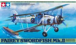 Swordfish Mk. II Fairey - TAMIYA 61099 1/48