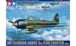 A6M3a Type 22/22a (Kou) Mitsubishi - TAMIYA 61108 1/48