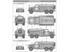 GMC CCKW 353 F3 2½-ton 6x6 Fuel Service Truck (G-508), Jimmy - TAMIYA 32579 1/48