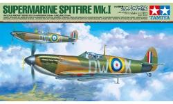 Spitfire Mk I Supermarine - TAMIYA 61119 1/48