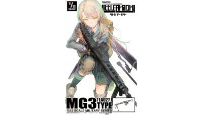 MG3 - TOMYTEC LA027 1/12