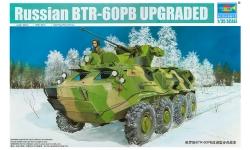 БТР-60ПБ - TRUMPETER 01545 1/35