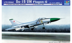Су-15УМ Сухой - TRUMPETER 01625 1/72