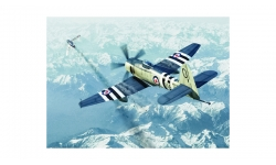 Sea Fury FB.Mk 11 Hawker - TRUMPETER 01631 1/72
