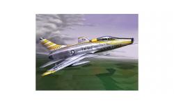 F-100D  North American, Super Sabre - TRUMPETER 01649 1/72