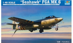 Sea Hawk FGA.Mk. 6 Hawker - TRUMPETER 02826 1/48
