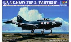 F9F-3 Grumman, Panther - TRUMPETER 02834 1/48