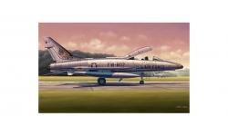 F-100F North American, Super Sabre - TRUMPETER 02840 1/48