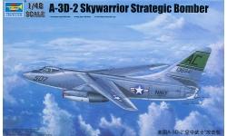 A3D-2 (A-3B) Douglas, Skywarrior - TRUMPETER 02868 1/48