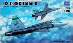 T-38C Northrop, Talon - TRUMPETER 02876 1/48