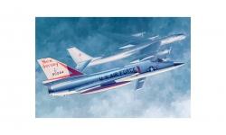 F-106A Convair, Delta Dart - TRUMPETER 02891 1/48