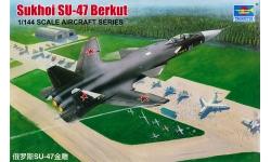 Су-47 Сухой, Беркут - TRUMPETER 01324 1/144